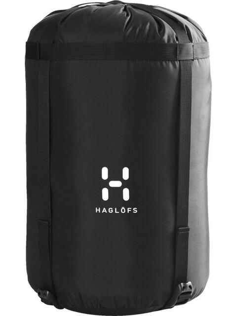 Haglöfs Compression Bag Medium True Black (2C5)